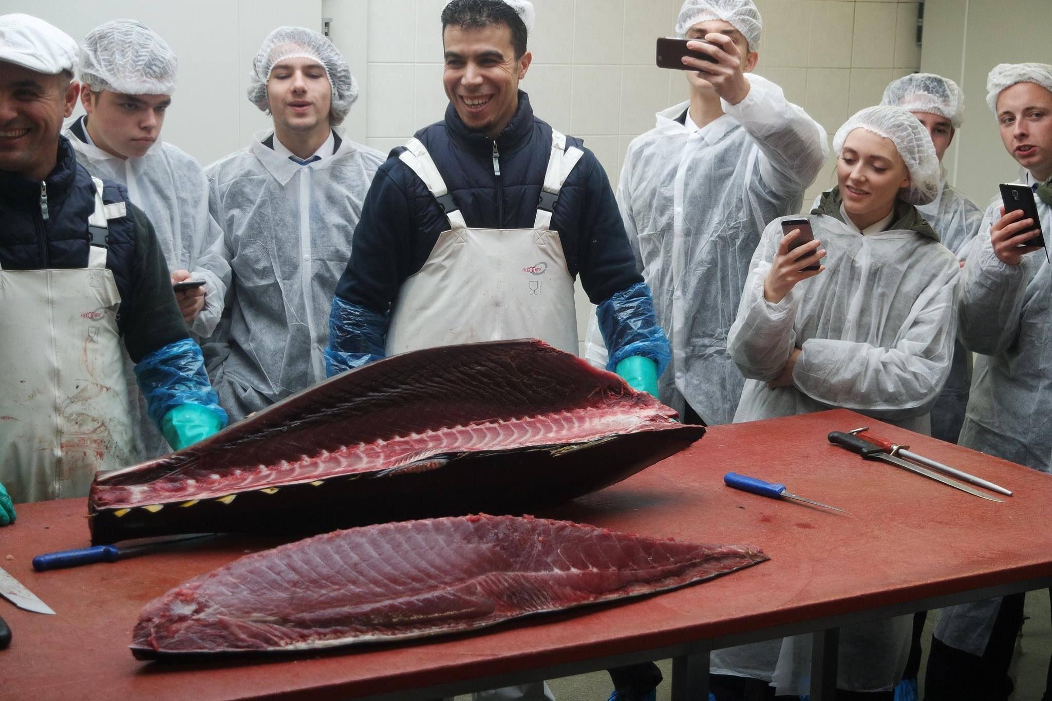 Pure passie voor vis